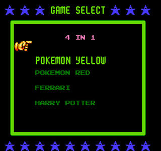 7 in 1  Pokemon Yellow (HP10xx HP20xx board)(KY7010)[p1][U][!] 0 11